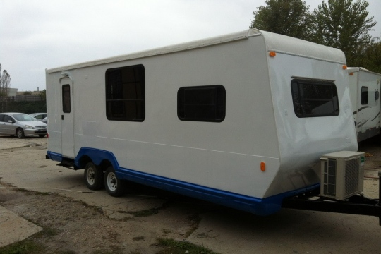 Basecamp Services - Office Trailers