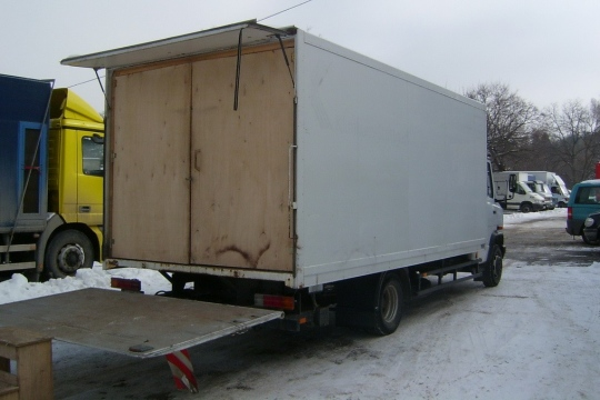 Basecamp Services - Tech Vehicles